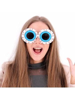 Scary Bloodshot Eyeball Sunglasses