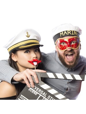 Sailors Marine Cap