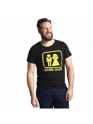 'Game Over' Stag Do T-shirt