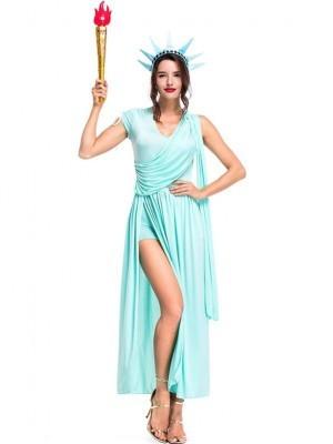 Statue Of Liberty Fancy Dress Costume