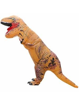 T-Rex Inflatable Jurassic Dinosaur Fancy Dress Costume