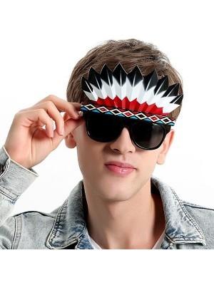 Native American Headdress Sunglasses