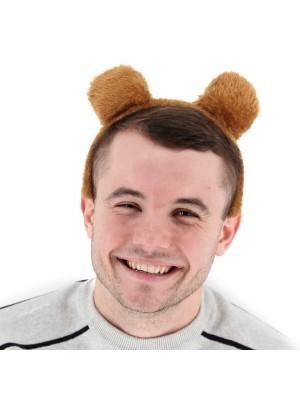 Teddy Bear Ears Animal Headband