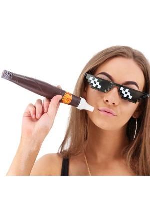 Thug Life Pixel Sunglasses