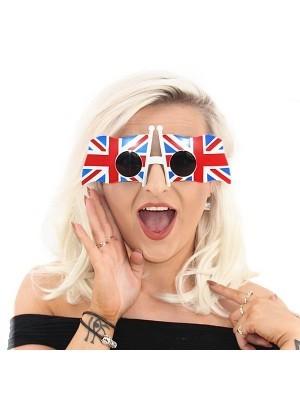 Union Jack Flag Sunglasses