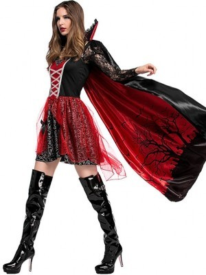 Vixen Vampire Women's Halloween Fancy Dress Costume