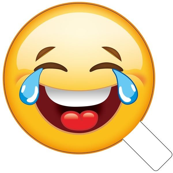 how to add on laughing cry emoji facebook