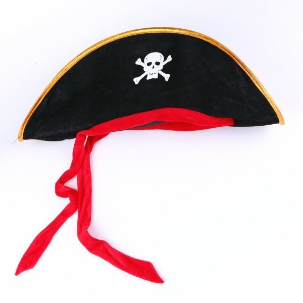 how to make kids pirate hat