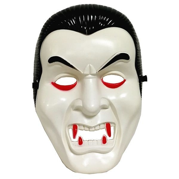 scary halloween vampire mask. Black Bedroom Furniture Sets. Home Design Ideas